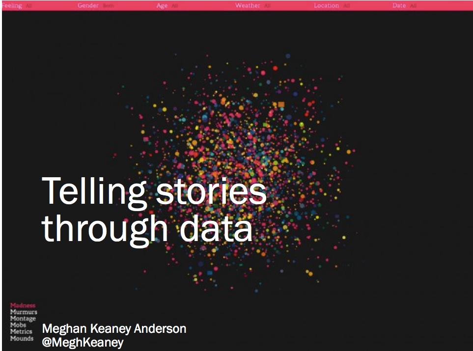 Data Narratives